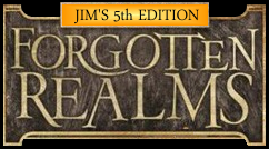 Forgotten Realms 5th Edition
